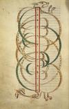 Zoomorphic diagram - Beast