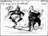 Blomfield, William, 1866-1938 :A way out of the difficulty. New Zealand Observer, 18 July 1903.