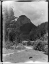 Rock and bridge, Atiamuri