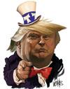 Webb, Murray, 1947- :Donald Trump. 15 April 2011