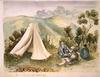 Hutton, Thomas Biddulph 1824-1886 :Dinner at Potato Bay. [ca 1845]