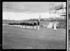 English team at the 1950 British Empire Games opening, Eden Park, Auckland