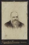 Connolly & Herrmann (Wellington) fl 1887-1889 :Portrait of Alexander Johnston