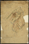 [Creator unknown] :Plan shewing [showing] applications on Mr McLean's Run, Maraekakahu [Maraekakaho], Hawke's Bay [ms map]. [ca.1875]