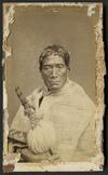 Bragge, James fl 1865-1875 :Portrait of Horomona Toremi