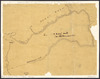 [Creator unknown] :[Sketch of block for special settlement at Te Pohue (?) Hawkes Bay [ms map]. [186-?]