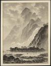 [Moreton, Samuel Horatio] 1845?-1921 :Bowen Falls, head of Milford Sound. [ca 1900].