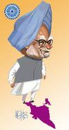 Manmohan Singh. 3 November, 2008.