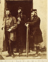 Skipness, Lieutenant Lyle RA and a gillie at Dalmally, Argyleshire, Scotland