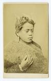 American Photo Company (Auckland) fl 1870s : [Unidentified Maori child]