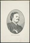 Artist unknown :Major von Tempsky. [Auckland ; Brett, 1887]