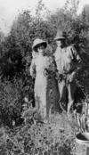 Mrs Annie Selina Chaffey and Mr Henry Fox Chaffey