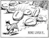 Tremain, Garrick, 1941- :Nine lives? Otago Daily Times, 2 May 2005.