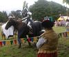 Photographs of World Invitational Jousting Championships, Harcourt Park, Upper Hutt