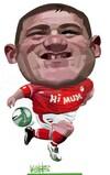 Webb, Murray :Wayne Rooney. 24 June 2004.