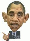 Barack Obama. 18 April, 2008