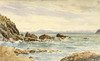 Barraud, Charles Decimus, 1822-1897 :Titai Bay, near Porirua Harbour [1860s or 1870s?]