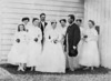 Wedding of Maria Georgiana Monro and James Hector, in Nelson