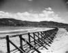 Tank defences, Lyall Bay beach, Wellington