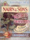 Nairn and Sons, florists and nurserymen, palm nursery and mavis bank nursery, Christchurch, N.Z. :Plant catalogue [cover] 1901-02.