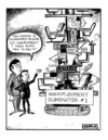 Lynch, James, 1947-: Unemployment Eliminator #1. 17 November 1980