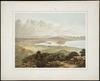 Gully, John, 1819-1888 :[The Waimea Plains and cultivated country near Nelson] / John Gully [1875?]. Marcus Ward & Co, London, [1877].