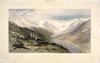 [Gully, John] 1819-1888 :The Ashburton Glacier, main source of the river Ashburton (4823 feet) [1862]