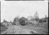 Railway yard at Tuakau