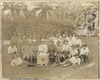 Star Boating Club :Photograph of members of the club who went to Samoa with Expeditionary Force, 1914.