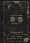 Graham, John Reginald, 1893-1982 : First World War diary