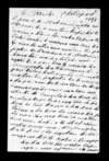 Letter from Piripi to McLean