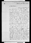 Letter from Te Hotene Porourangi to McLean (with translation)