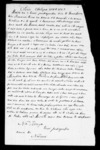 Letter from Konga & Naima to Komene Tumuia & Manihera & Manihera Te Ngaru