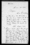 Letter from Mere Karaka Kopu to McLean