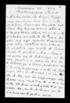 Letter from Meihi Otaota & Iraia Te Ama to McLean