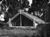 Maori meeting house, Hawkes Bay Region