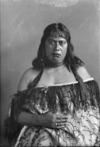 Maori woman from Hawkes Bay