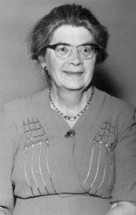 Ida Gertrude Eise