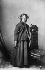 London Portrait Rooms (Dunedin),fl 1864-1875 (Photographers) : Eliza Wohlers