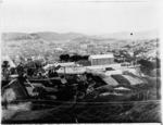 Terrace Gaol and gardens, Wellington