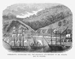 Polack, Joel Samuel, 1807-1882 :Parramatta, Kororarika Bay, the residence and property of Mr Polack, Bay of Islands. [1840]
