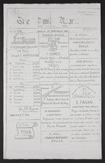 Vol II No 6. Bulls 10th November 1881: Bull's Roarer and Tutaenui Skunk