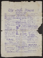 Vol III No V Bulls 10th June 1882 ( Version 1 ): Bull's Roarer and Tutaenui Skunk