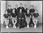 Wellington table tennis representatives