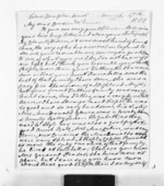 4 pages written 17 Mar 1858 by Ann Skinner to Sir Donald McLean, from Inward letters - Surnames, Sin - Sma