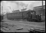 Clayton steam rail motor, R.M.2, 1926.