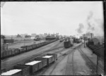 Frankton Junction railway yards.