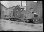 Framing of Thomas Transmission Car, 1916