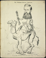 [Hutchison, William] 1820-1905 :The last straw breaks the camel's back. No. 46. The Wellington Advertiser supplement, 22 July 1882