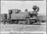 Waipa Railway & Collieries Ltd., Locomotive no. 1.